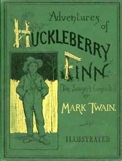 First U.S. edition of Huckleberry Finn