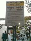 Fish Advisory on Mountain Island Lake