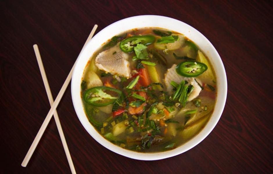 Fisherman Soup - MEREDITH JONES
