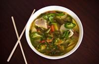 Fee Fi Pho Fun: Doan's Vietnamese Restaurant quite simply rocks