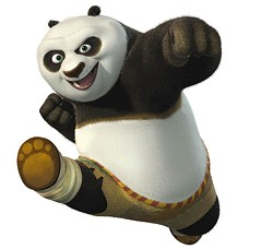 DREAMWORKS ANIMATION - FISTS OF FURRY: Kung Fu Panda 2