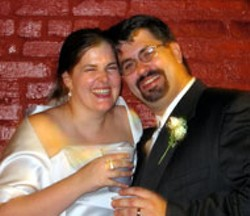 TIMOTHY C. DAVIS - Following their Muse: Joe Kuhlmann and Lea Pritchard - get hitched