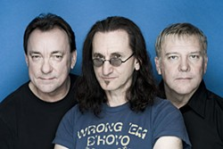 ANDREW MACNAUGHTAN - FOOLS RUSH IN: Geddy Lee and the boys are still making music after 30 years.