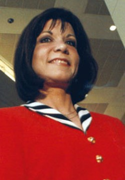 Former Council member Lynn Wheeler
