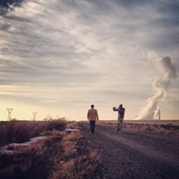 Found the damndest thing in Delta: ECG Utah Solar 1
