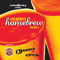Fourth CL Homebrew CD will be released this fall