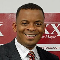 Foxx tenth-most influential black person in U.S.