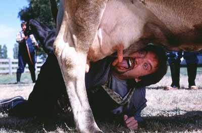 FREDDY GOT FINGERED: Tom Green.