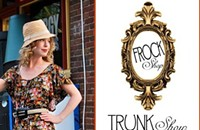 Coming soon: Eco-friendly Frock Shop trunk show