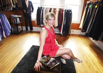From real estate to retail: Amy Pickard