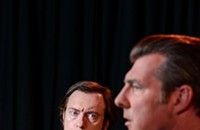 <em>Frost/Nixon</em> heats up at CAST