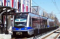 Full speed ahead on light-rail extension