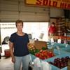 Gailya Cherry's famous tomatoes