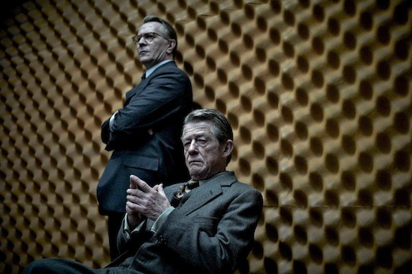 Gary Oldman and John Hurt in Tinker Tailor Soldier Spy (Photo: Focus Features)