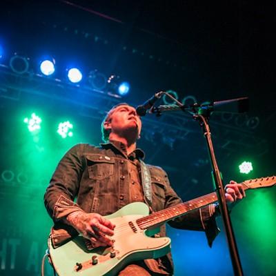 Gaslight Anthem at Fillmore, 5/7/14