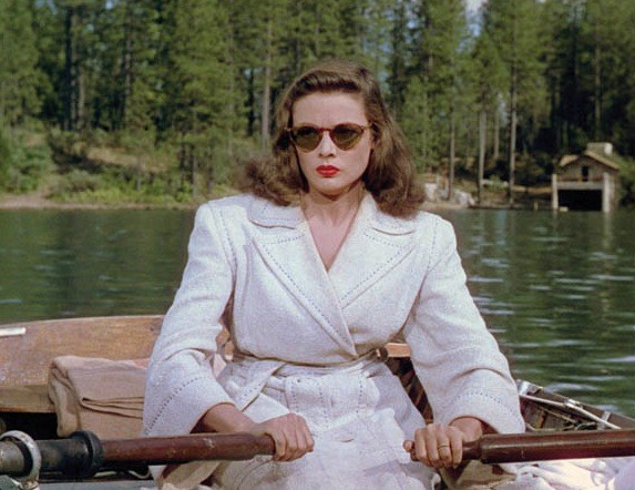 Gene Tierney in Leave Her to Heaven (Photo: Twilight Time)