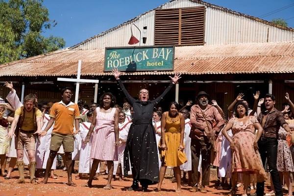 Geoffrey Rush in Bran Nue Dae ...