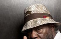 George Clinton & Parliament Funkadelic at the Neighborhood Theatre tonight (3/1/13)