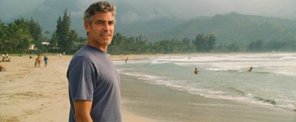 George Clooney in The Descendants. (Photo: Merie Wallace / Fox Searchlight)