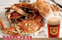 Get crabs with your friends