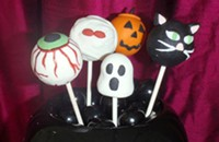 Get that Wowee for Halloween from The Wow Factor Cakes