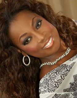 "Get the ""star"" treatment from Star Jones Reynolds herself, as she promotes her new book, Shine, at Joseph-Beth Booksellers Sat, Jan. 28"
