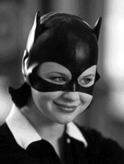 UNITED ARTISTS - GIRL N THE HOOD Thora Birch masks her doubts in - Ghost World
