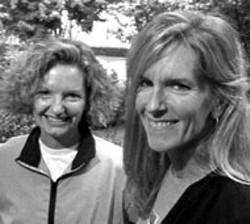 RADOK - Girls On The Run national director Elaine Miller and - founder Molly Barkerradok