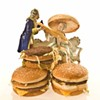 ART: Fast food gets the royal treatment in <em>Fried</em>