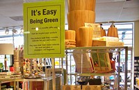 Going Green: Gifts at Paper Skyscraper