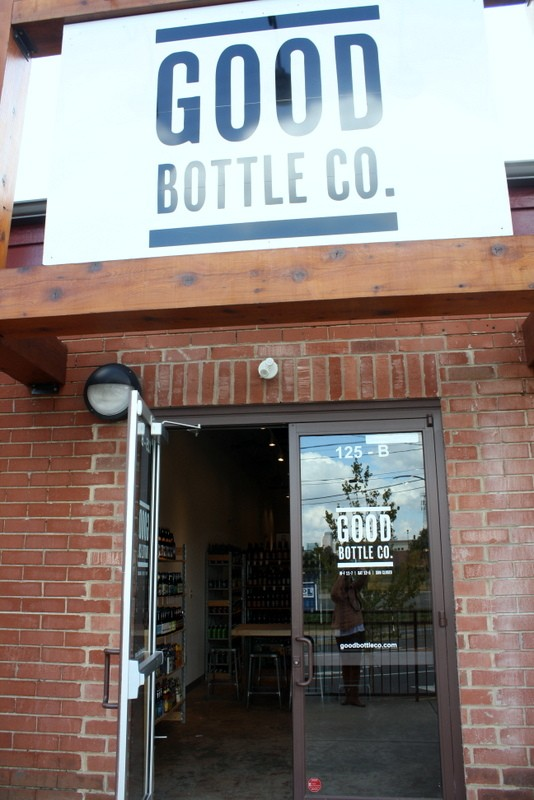 Good Bottle Company in South End