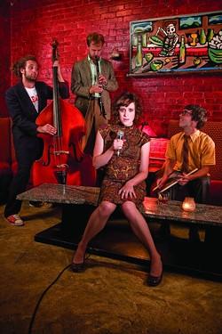 GOOD VIBRATIONS: Miss Tess and The Bon Ton Parade