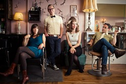 JARROD MCCABE - GOT STYLE?: Lake Street Dive