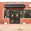 Grand opening of Savory Spice Shop