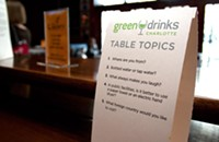 Green Drinks networking group takes eco-consciousness to the pub