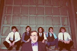 GREETINGS: St. Paul and the Broken Bones