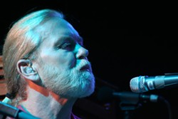 Gregg Allman (Verizon Wireless Amphitheatre, Aug. 10)