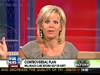 Gretchen Carlson: Help - the terrorists will kill us all!