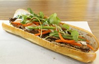Sunday lunch encounters: Le's Banh Mi, Lupitas Tortilleria y Carniceria