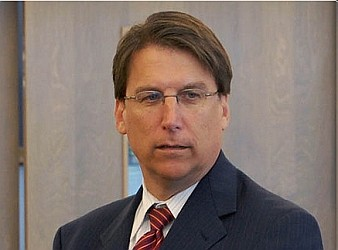 Gubernatorial candidate Pat McCrory: What, me smug?