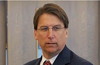 Approval of N.C. legislature sinks to 16 percent, could drag down McCrory