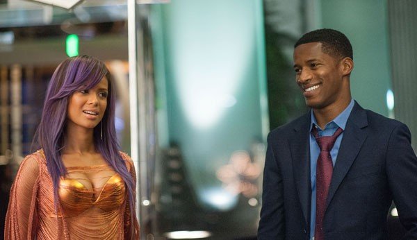 Gugu Mbatha-Raw and Nate Parker in Beyond the Lights (Photo: Relativity)