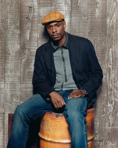 """""""Hail the conquering hero"""": Dave Chappelle makes a triumphant return to Charlotte, Sunday, Feb. 26, 7pm at Ovens Auditorium. - JEFF CRAVOTTA"""