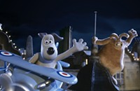 Halloween Countdown: <em>Wallace and Gromit: The Curse of the Were-Rabbit</em>