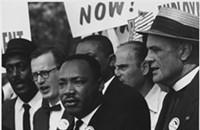 Happy birthday, MLK!