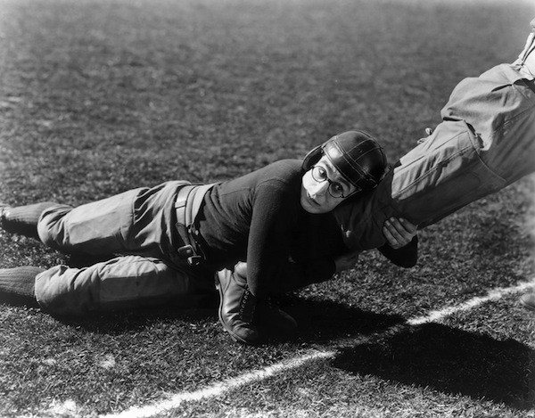 Harold Lloyd in The Freshman (Photo: Criterion Collection)