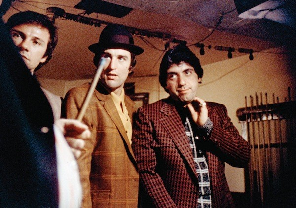 Harvey Keitel, Robert De Niro and David Proval in Mean Streets (Photo: Warner Bros.)