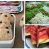 #hashtaghungry: Lunges and Lunches, Ganttfest, more