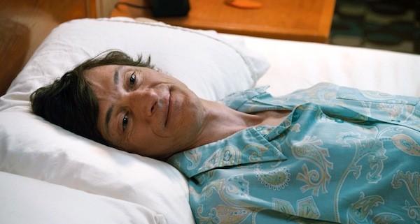 HAWKES' EYE VIEW: John Hawkes stars as real-life paraplegic Mark O'Brien in The Sessions. (Photo: Fox Searchlight)