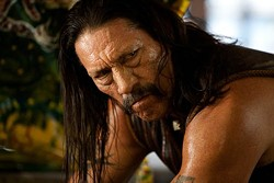 FOX - HE MEANS BUSINESS: Danny Trejo in Machete